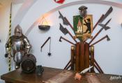 Экспазіцыя музея рыцарства. г. Полацк. Фотаздымак з сайта https://www.holiday.by