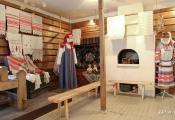 У музеі традыцыйнага ткацтва Паазер'я. г. Полацк. Фотаздымак з сайта https://www.holiday.by