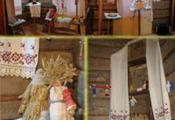 Этнаграфічны музей «Хата ў жыцці беларуса». Фотаздымак з сайта http://novschool5.byethost24.com