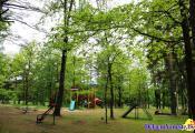 Гарадскі парк, г. Верхнядзвінск. Верхнядзвінскі раён. Фотаздымак з сайта  http://delaemvmeste.by