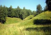 Віцебск. Юр'ева горка. Фотаздымак з сайта http://park.mybb2.ru/
