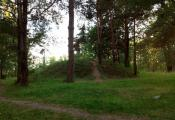 Віцебск. Юр'ева горка. Фотаздымак з сайта http://loyiver.bloger.by/