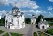 Спаса-Еўфрасіннеўскі манастыр. г. Полацк. Фотаздымак з сайта http://monasterium.by