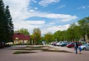 Чашницки раён. Горад Новалукомль. Фатаграфия з сайта http://www.fotobel.by