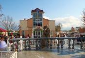 Горад Сянно. Палац урачыстых абрадаў. Фатагарафія з сайта http://www.fotobel.by