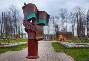 Горад Сянно. Помнік беларускаму арнаменту. Фатагарафія з сайта http://www.fotobel.by