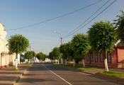 Горад Верхнядзвінск, Верхнядзвінскі раён. Фатаграфія з сайта http://www.fotobel.by